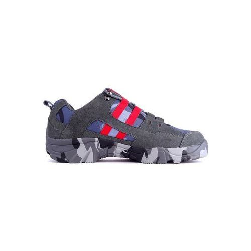 buty Double Red Soldier Edition Blue/Grey Hero (4881702100061)