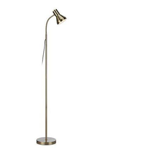 Lampa Podłogowa CITI Floor 1L Antique 106957 - Markslojd – Rabat w koszyku, 106957