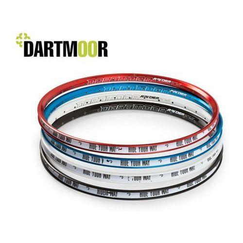 """Dartmoor Dart-9335 wyprzedaż obręcz raider 26"""" 36 otworów fioletowa anodowana (5906720832189)"""