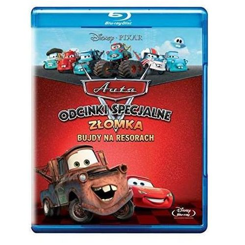 Złomka bujdy na resorach. (Blu-Ray) - John Lasseter, Rob Gibbs, Victor Navone (7321917501149). Najniższe ceny, najlepsze promocje w sklepach, opinie.