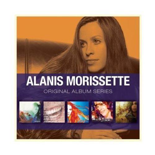 Warner music / warner bros. records Original album series - alanis morissette (płyta cd) (0093624952329)