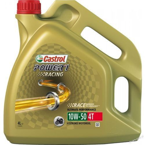 Olej Castrol 4T Power Racing 10w50 4 litry !ODBIÓR OSOBISTY KRAKÓW! lub wysyłka