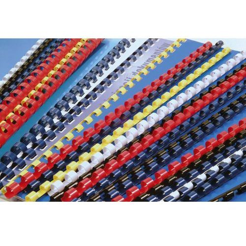 Argo Grzbiet do bindowania 12,5mm/100szt. niebieski (5903069998736)