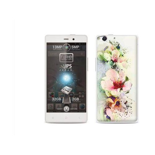 Fantastic Case - Allview X1 Soul - etui na telefon Fantastic Case - róże herbaciane z kategorii Futerały i pokrowce do telefonów