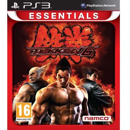 OKAZJA - Tekken 6 (PS3)