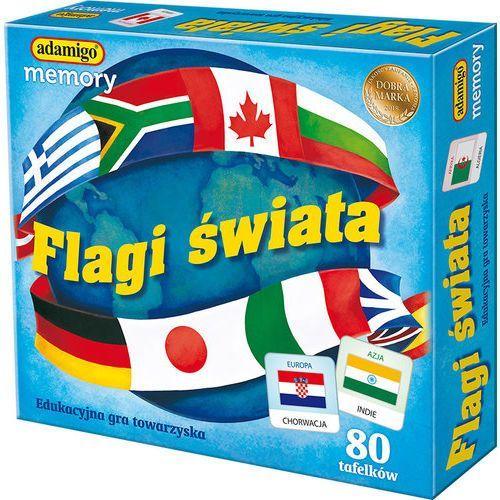 Flagi świata memory (5902410007332)