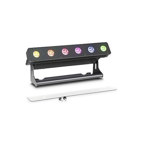 pixbar 500 pro - professional 6 x 12 w rgbwa+uv led bar marki Cameo light