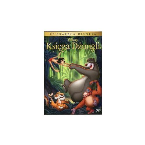 Księga dżungli od producenta Cdp.pl