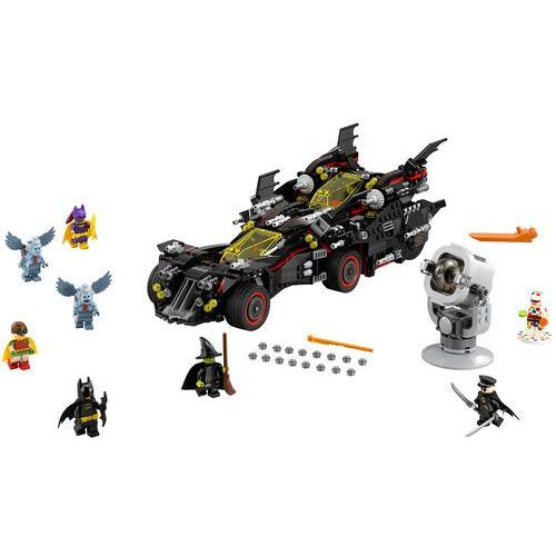 Lego THE MOVIE Super batmobil the ultimate batmobile - batman 70917