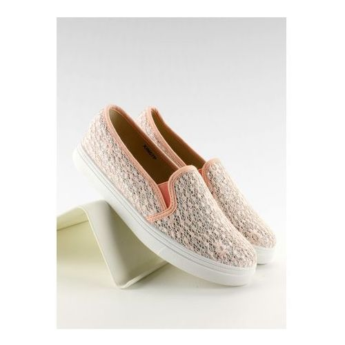 Trampki slip-on model xin07p pink marki Inello
