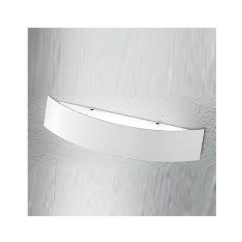 Linea light Kinkiet curvÈ led biały 390 15w, 1140