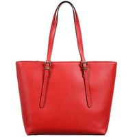 Torebka Guess Isabeau Shopper Red