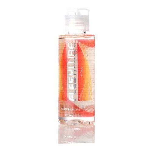 Środek nawilżający rozgrzewający - fleshlube fire 100 ml marki Fleshlight