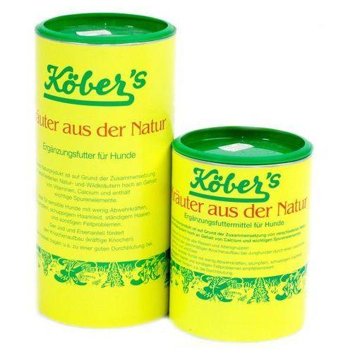 Koebers Zioła Mieszanka Krauter aus der Natur dla psa: waga - 500 g DOSTAWA 24h GRATIS od 99zł (4001714309232)