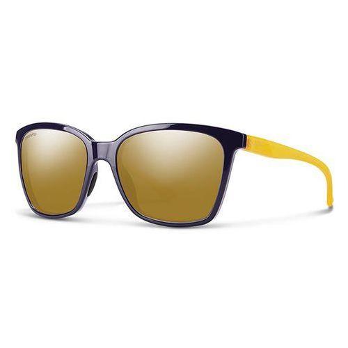Smith Okulary słoneczne smith colette/n polarized dcd/qe