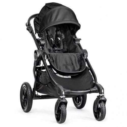 Wózek  city select czarno-czarny 23410 + darmowy transport! marki Baby jogger
