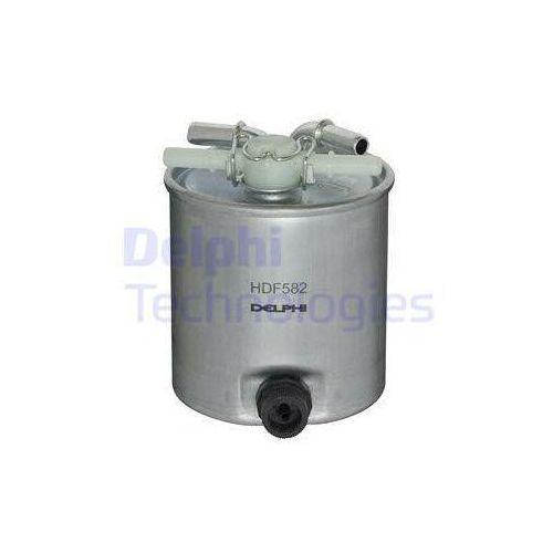 Delphi Filtr paliwa  hdf582 (5050100273625)