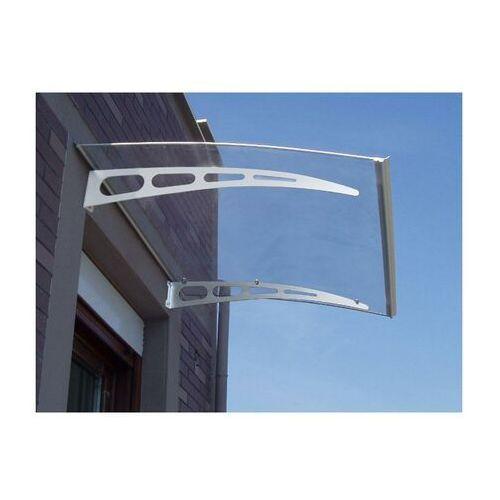 Proste zadaszenie neona z aluminium - 150*90*15cm marki Vente-unique