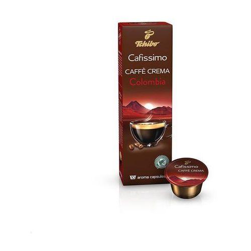 Tchibo cafissimo caffe crema colombia 10 kaps.