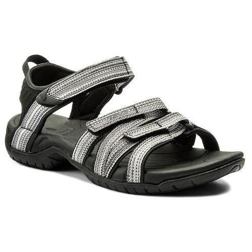 Sandały TEVA - Tirra 4266 Black/White Multi, kolor czarny