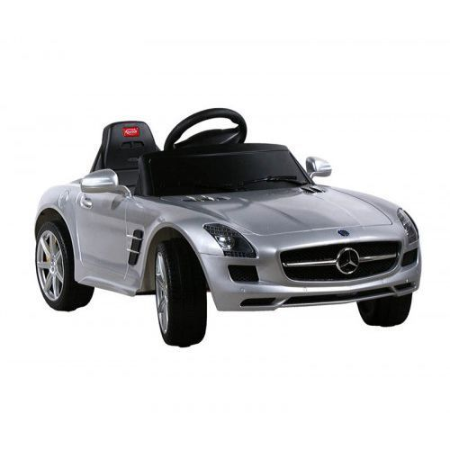 Samochód Mercedes SLS AMG + Pilot Silver - produkt z kategorii- Pojazdy elektryczne