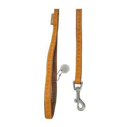 Zolux smycz mac leather 15 mm / 1.2 m żółty- rób zakupy i zbieraj punkty payback - darmowa wysyłka od 99 zł (3484152201572)