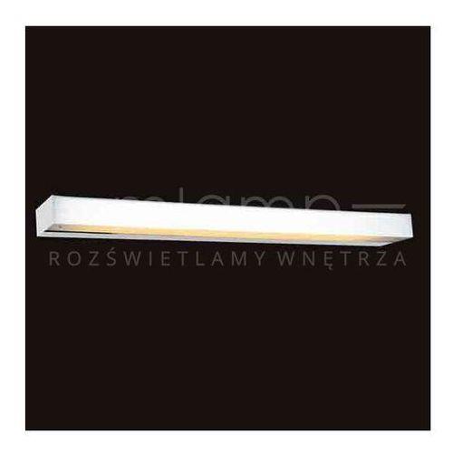 Kinkiet LAMPA ścienna ARCO 665 Orlicki Design metalowa OPRAWA prostokątna belka przyścienna chrom