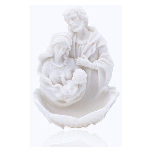 Kropielniczka domowa z alabastru ze świętą rodziną marki Produkt polski