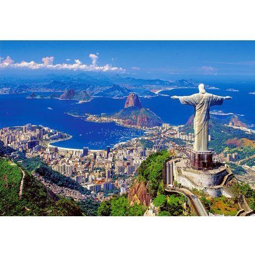 Puzzle 1000 Rio de Janeiro, Brazil CASTOR (5904438102846)