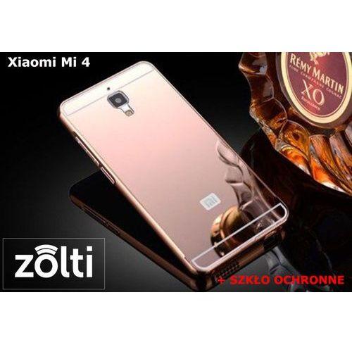 Obudowa Bumper Metal Samsung Galaxy A5 Złoty