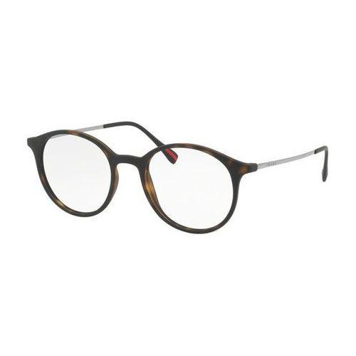Okulary korekcyjne ps02iv u611o1 marki Prada linea rossa