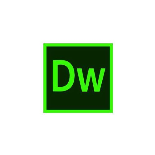 Dreamweaver cc pl win/mac edu - subskrypcja na rok marki Adobe