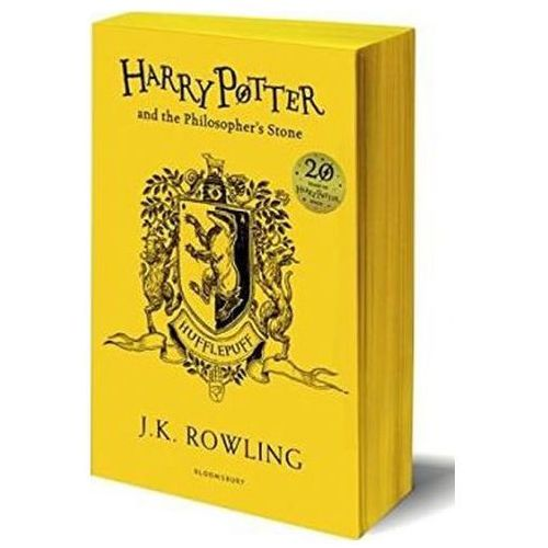 Harry Potter and the Philosopher's Stone - Hufflepuff Edition (9781408883792)
