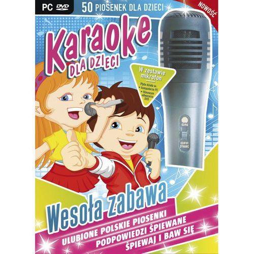 Karaoke dla dzieci wesoła zabawa (PC)