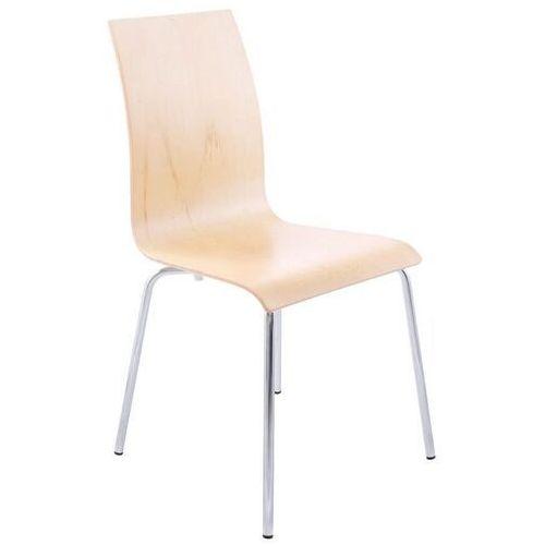 Kokoon design - krzesło drewniane classic - naturalne