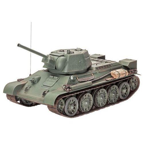 Revell  t-34/76 - revell