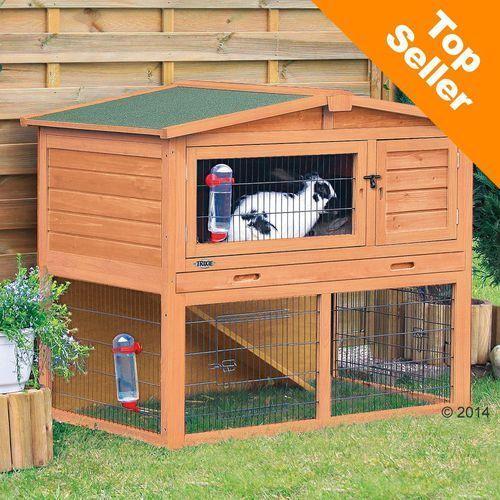 Trixie natura rabbit hutch klatka dla królika - darmowa dostawa od 95 zł!