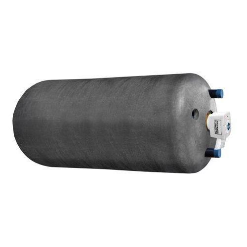Wymiennik Galmet z podwójną wężownicą poliuretan 120 l, 02-128090CST