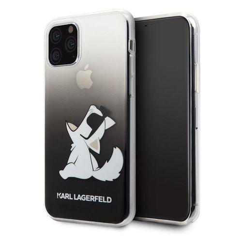 Karl Lagerfeld KLHCN58CFNRCBK iPhone 11 Pro hardcase czarny/black Choupette Fun - Czarny, 10_14955