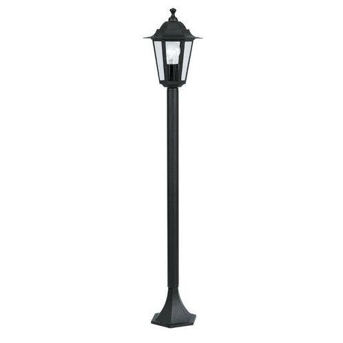 Eglo LATERNA 4 zewnętrzna lampa stojąca Czarny, 1-punktowy - Dworek - Obszar zewnętrzny - 4 - Czas dostawy: od 10-14 dni roboczych, 22144