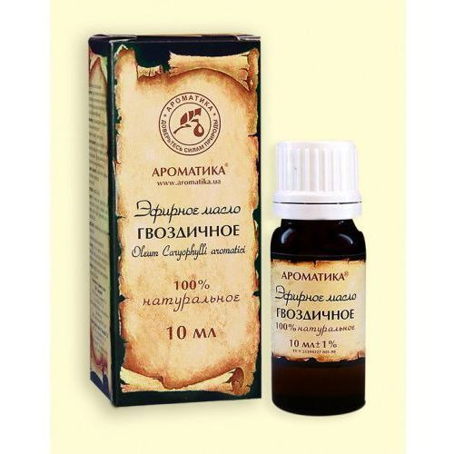 Aromatika Eteryczny olejek goździkowy