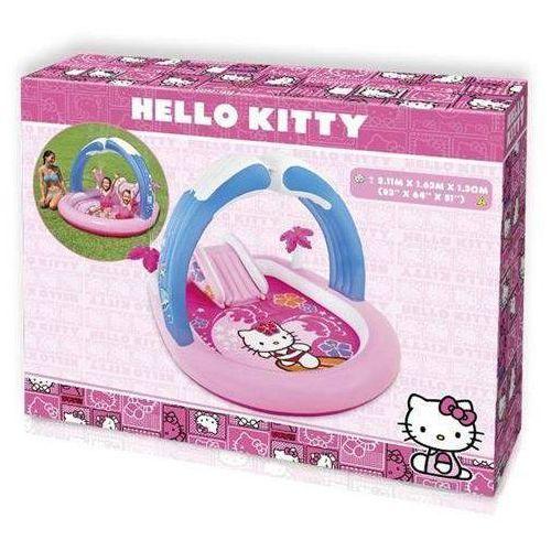 Intex Plac zabaw hello kitty 211x163x121