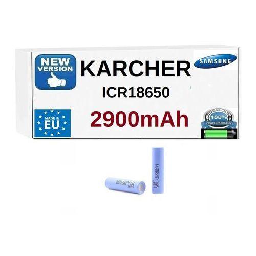 Akumulator karcher wv 2 wv5 easy 50 6.633-681.0 6.654-244.0 marki Samsung