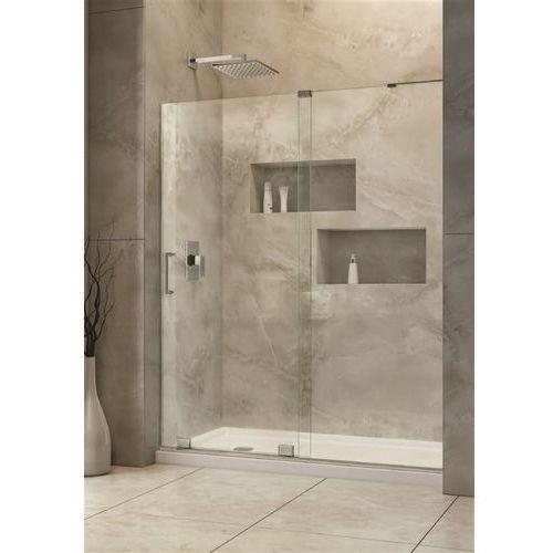 Drzwi prysznicowe, szklane 10mm Cezar Rea 140 cm prawe, REA-K9905