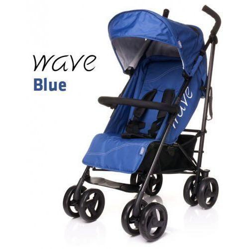 Wózek spacerowy 4baby Wave Blue