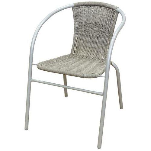 krzesło ogrodowe floraland z plecionym o producent floraland
