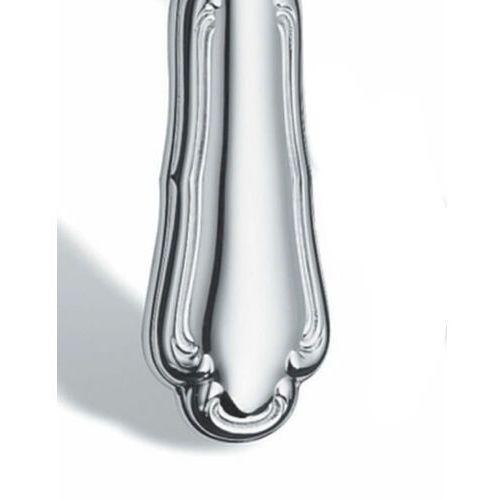 Zaramella Wzór barocco łyżka dziecięca srebrne sztućce