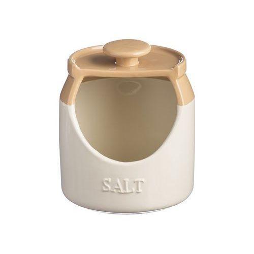 - original cane pojemnik na sól wymiary: 11 x 11 x 13 cm marki Mason cash
