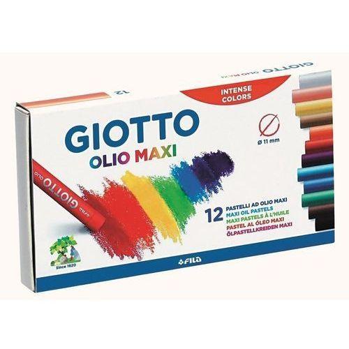 Giotto Pastele olejne 12 kolorów - (8000825265006)