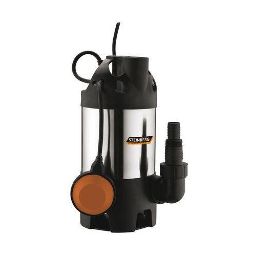 Pompa do wody brudnej 8000 l/h 600 w pz 600 inox marki Steinberg